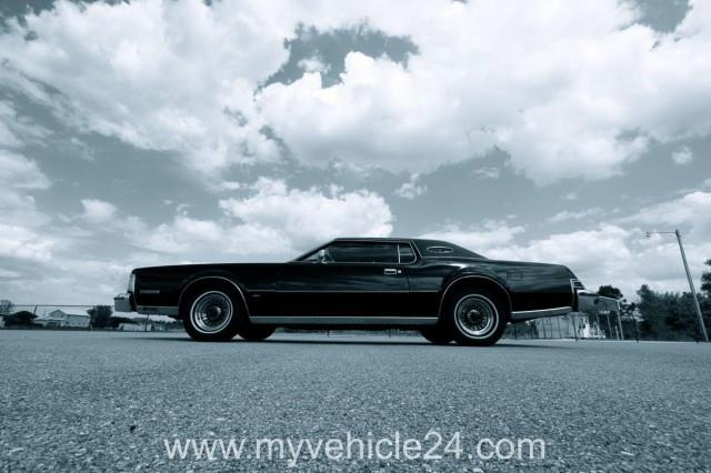 Pic Main - 1976 Lincoln Mark IV - myVEHICLE24 - US-Cars, Muscle Cars, Classic Cars, Motorcycles, Boats & Parts