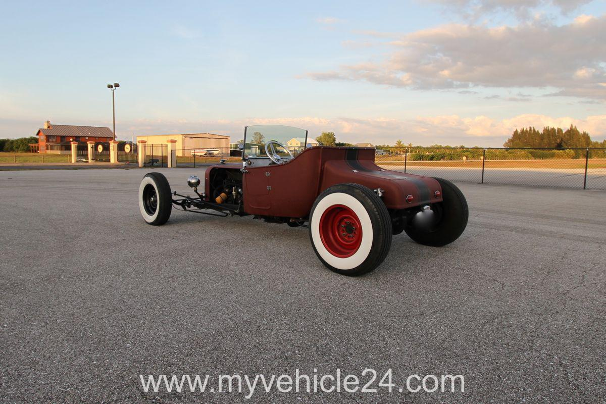 1923 Ford Model T - Rat Rod - 037