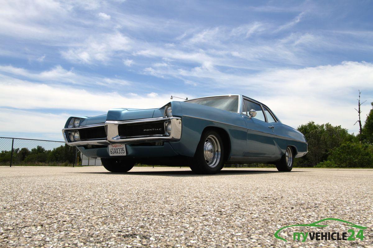 1967 Pontiac Catalina - O-075