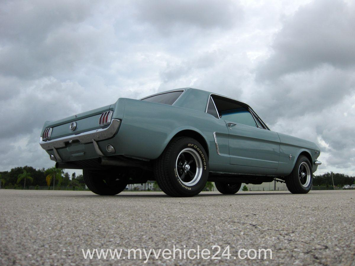 1965 Ford Mustang Coupe - 347 Performance - 045