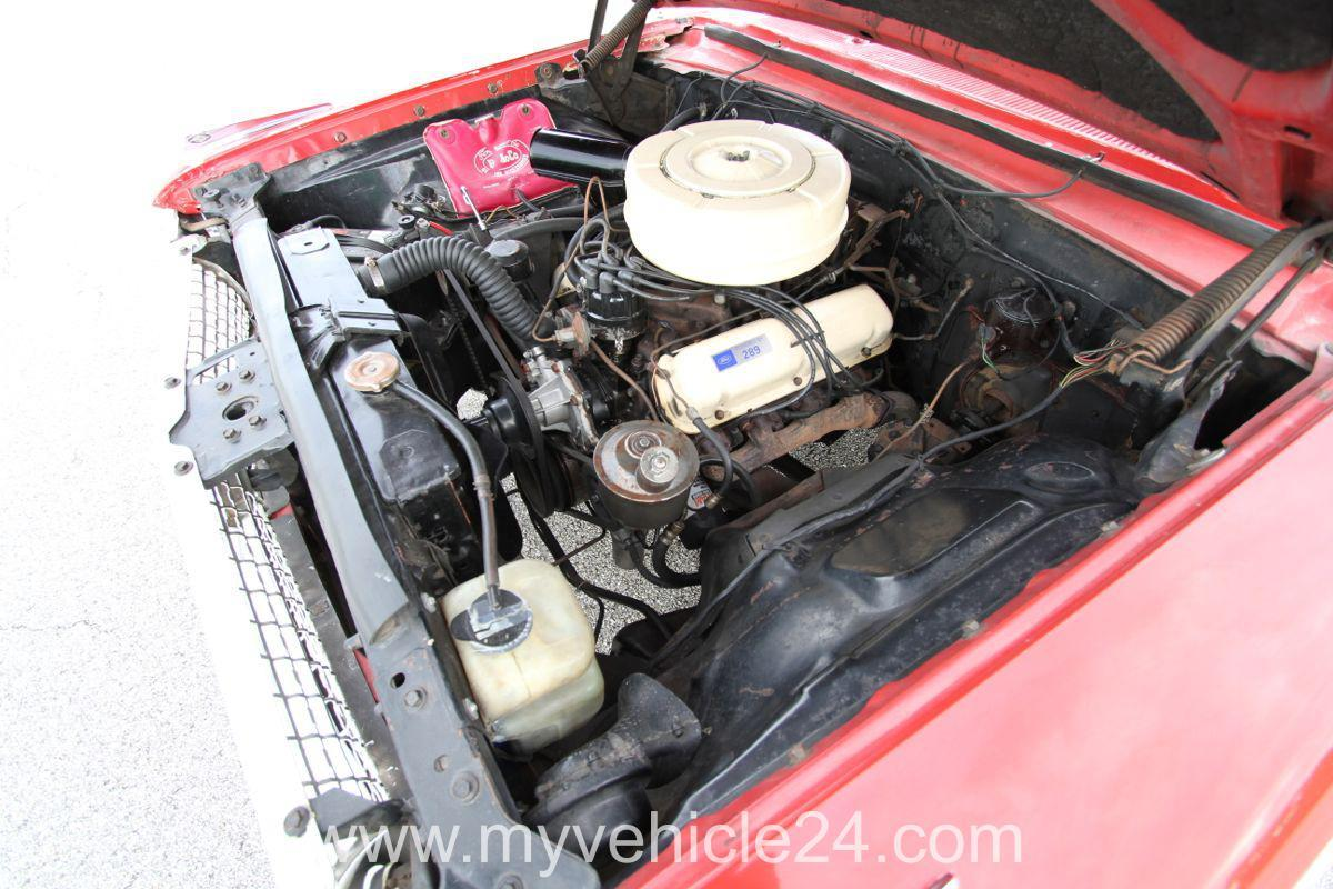 1963 ford galaxie 289 - Pic 31 1963 Ford Galaxie Convertible Myvehicle24 Us Cars Muscle Cars