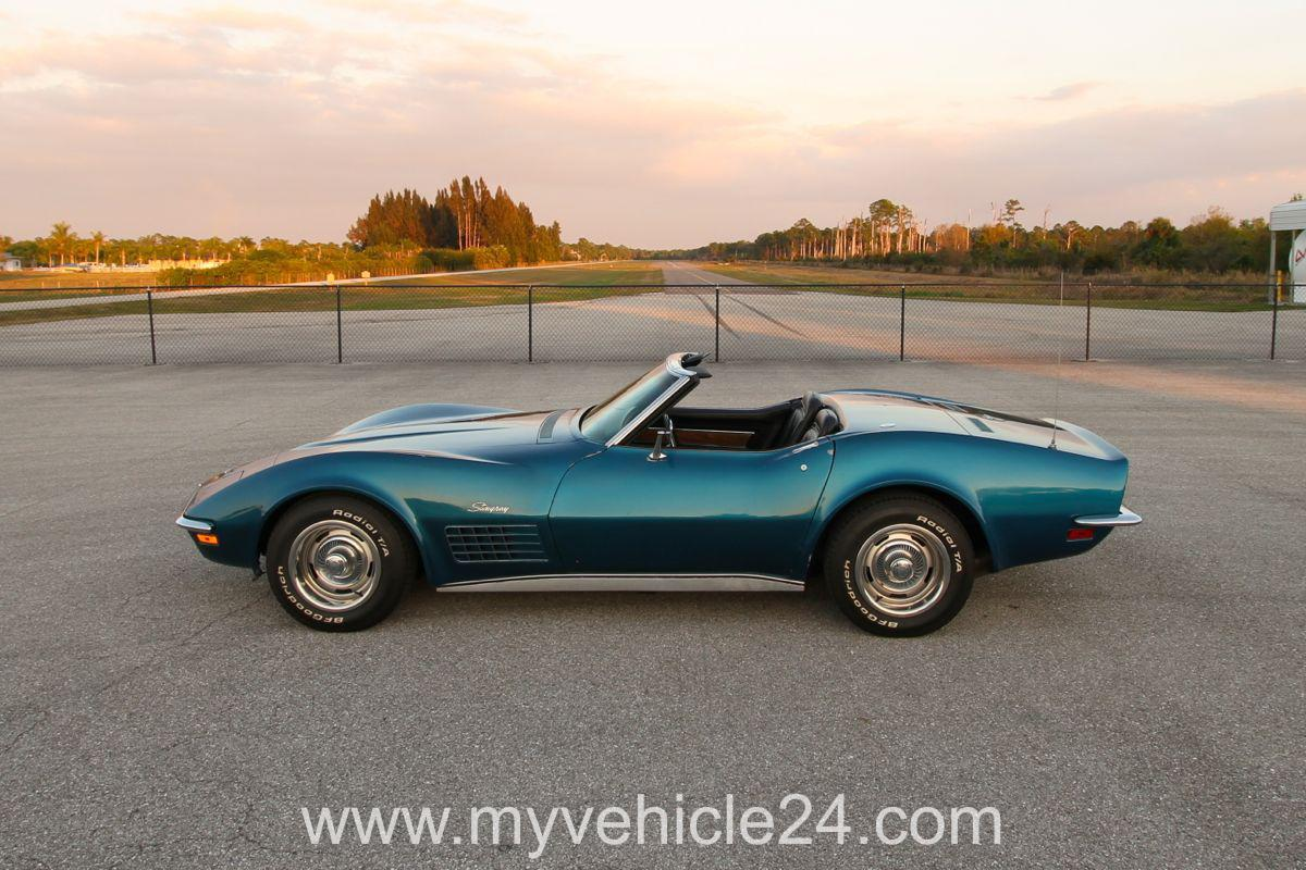 1972 chevrolet corvette c3 convertible 038. Black Bedroom Furniture Sets. Home Design Ideas