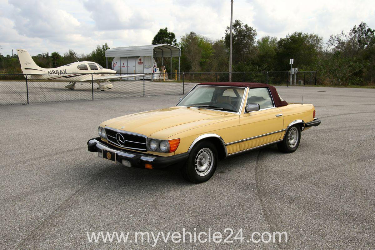 1980 mercedes benz 450 sl convertible 059 for 1980 mercedes benz 450sl