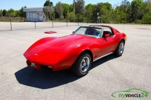 Pic 01   1977 Chevrolet Corvette Targa   myVEHICLE24   US Cars  Muscle Cars  Classic Cars  Motorcycles & Boats