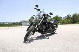 Pic 01 - 2005 Harley-Davidson Softail Night Train FXSTB - myVEHICLE24 - US-Cars, Muscle Cars, Classic Cars, Motorcycles & Boats