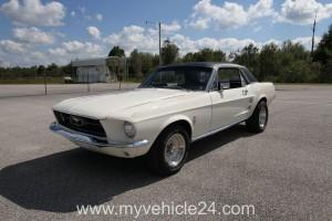 Pic 34 - 1967 Ford Mustang - myVEHICLE24 - US-Cars, Muscle Cars, Classic Cars, Motorcycles & Boats
