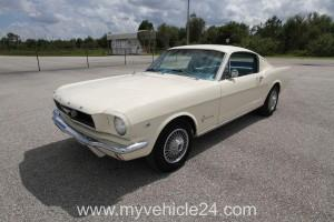 Pic 46 - 1966 Ford Mustang Fastback - myVEHICLE24 - US-Cars, Muscle Cars, Classic Cars, Motorcycles & Boats