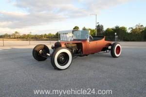 Pic Main - 1923 Ford Model T - Rat Rod / Hot Rod - myVEHICLE24 - US-Cars, Muscle Cars, Classic Cars, Motorcycles & Boats