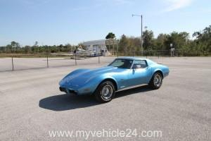Pic Main - 1976 Chevrolet Corvette C3 Stingray Targa  - myVEHICLE24 - US-Cars, Muscle Cars, Classic Cars, Motorcycles, Boats & Parts