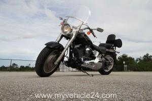 Pic Main - 2001 Harley-Davidson Fatboy - myVEHICLE24 - US-Cars, Muscle Cars, Classic Cars, Motorcycles, Boats & Parts