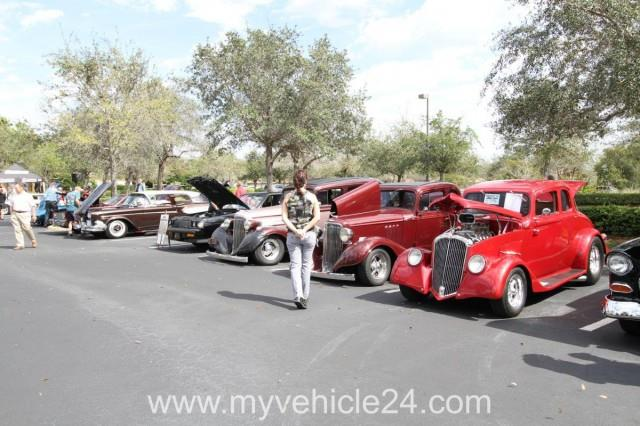 Pic 47 - Car Show Fort Myers - myVEHICLE24 - US-Cars, Muscle Cars, Classic Cars, Motorcycles & Boats & Parts