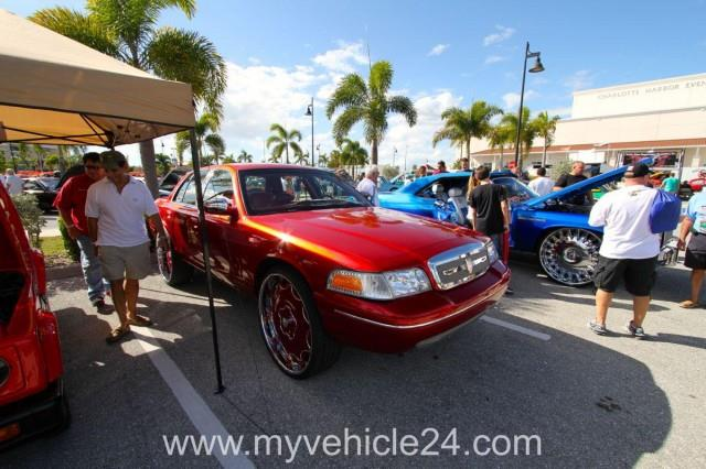 Pic 66 - 2012-12-02 Classic Car & Bike Show Punta Gorda - myVEHICLE24 - US-Cars, Muscle Cars, Classic Cars, Motorcycles & Boats
