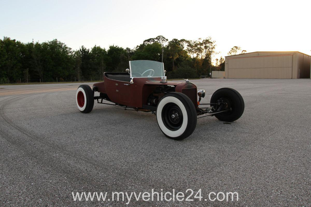 1923 Ford Model T Rat Rod 037