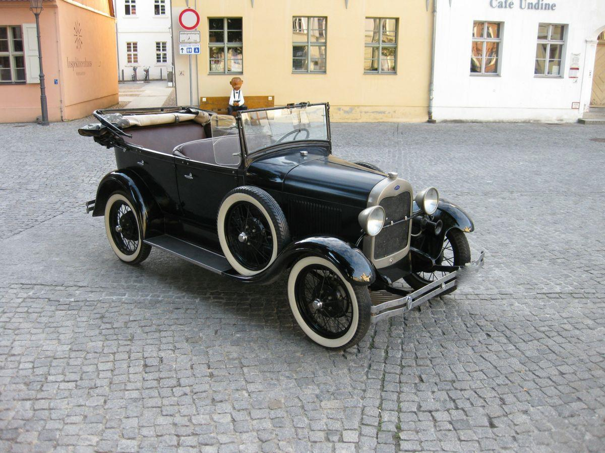 1928 ford model a phaeton 4 door convertible 024. Black Bedroom Furniture Sets. Home Design Ideas