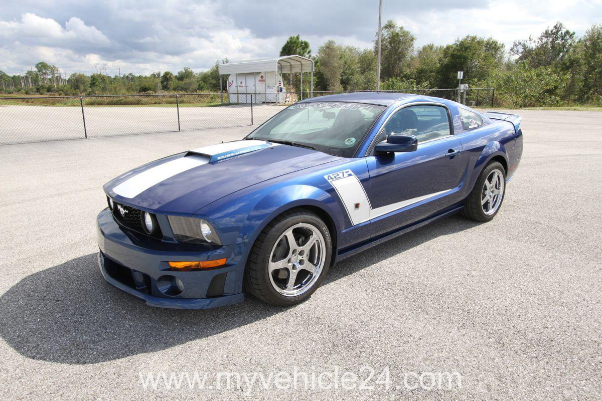 2008 ford mustang 427 r roush tuning 018. Black Bedroom Furniture Sets. Home Design Ideas